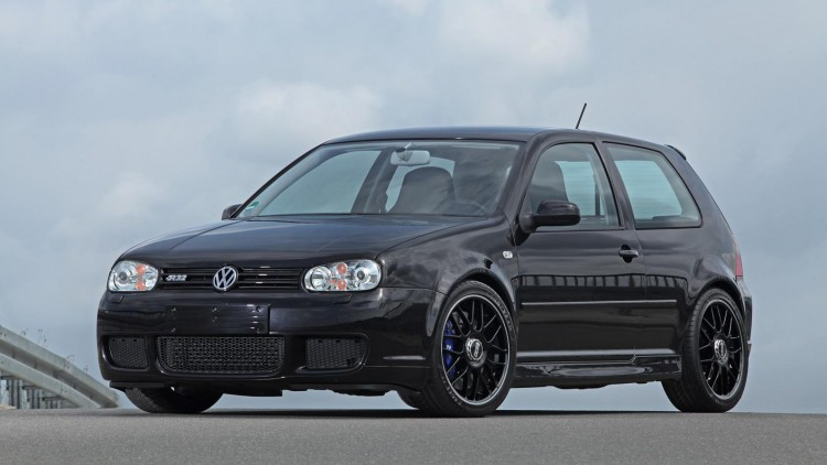 Volkswagen Golf IV се оказа много корав автомобил