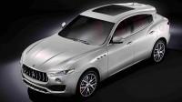 Разкриха Maserati Levante (снимки)