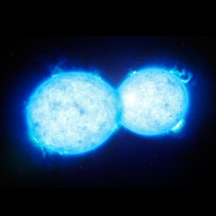 Така изглежда двойната звезда KIC 9832227