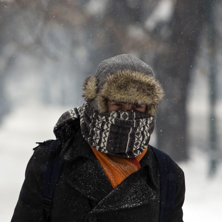 Кратка почивка от жестоките студове се очаква преди уикенда