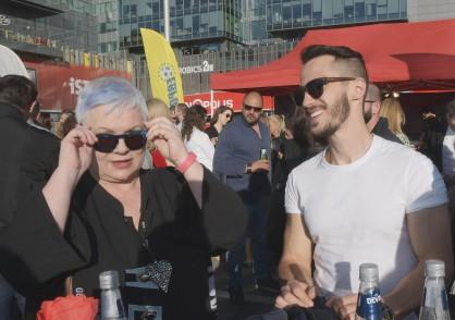 Жана Яковлева и Наум Шопов–младши