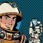 Руснаци пренасяли алкохол в... космоса