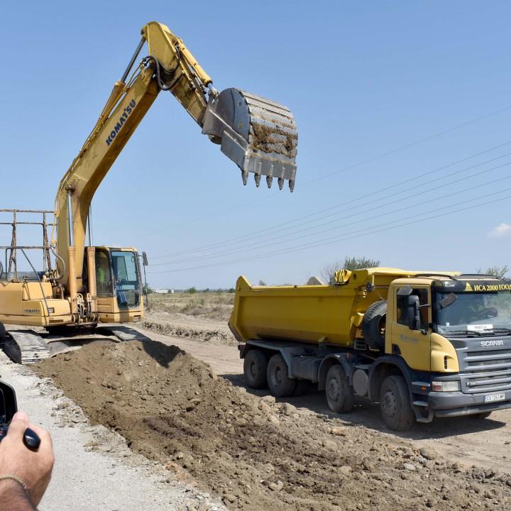 Договори за строителство по ЗОП за над 2 милиарда лева има през 2017 година