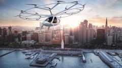 Intel показа летящ автомобил<br /> 7 снимки