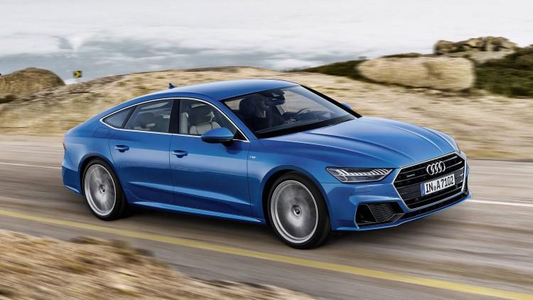 Новото Audi A7