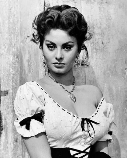 София Лорен (1955)