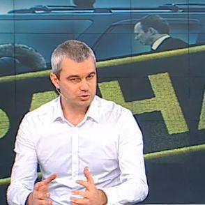 Костадин Костадинов и Николай Марков- за и против частните охранители