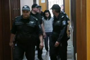Габриела Медарова, която блъсна 10 коли на улица в Пловдив