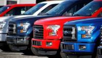 Форд изтегля 2 млн. пикапа заради опасност от пожар