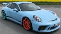 Porsche-тата винаги ще имат волан и педали