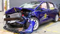 Какво се случва при удар на стара и нова Fiesta