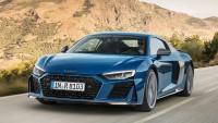 Audi R8 се сдоби с фейслифт (снимки)