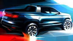 Volkswagen ще пусне градски пикап<br /> 1 снимки