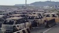 Стотици Maserati-та изгоряха в Италия