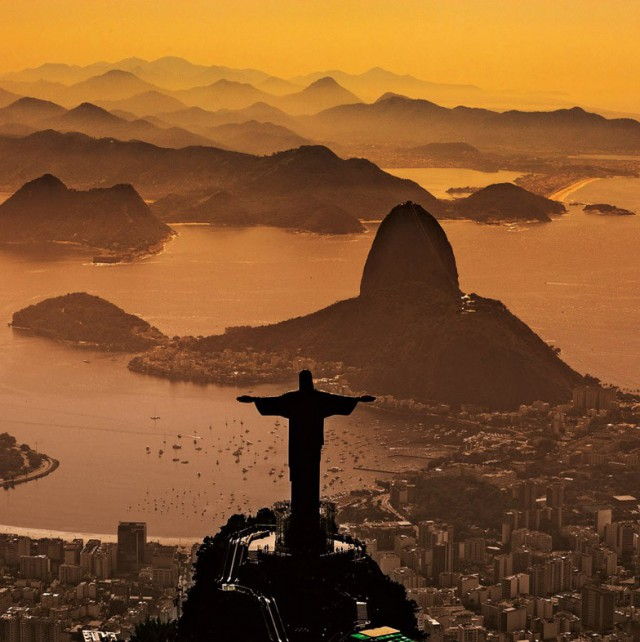 "Рио – от любимата сладкарница на кралицата до ""Маракана"""